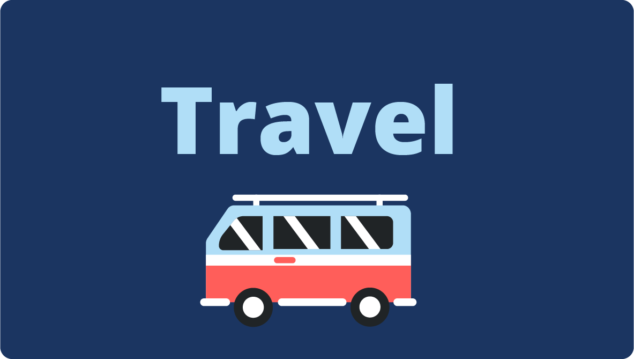 Button link to travel information