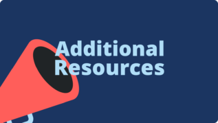 Button link to Additional Resources page