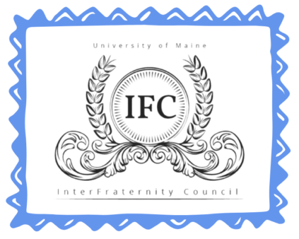 umaine interfraternity council crest