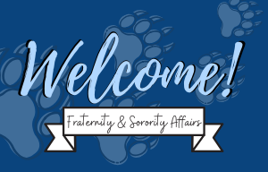 New member registration welcome