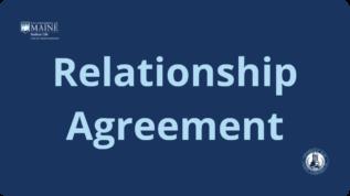 Relationship Agreement