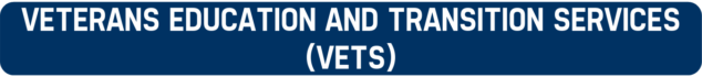 Veterans Education and Transition Services (VETS)