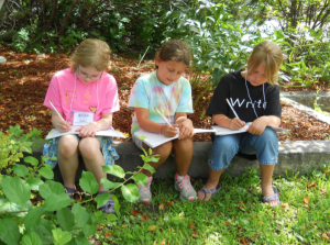 Young Authors Camp Photo