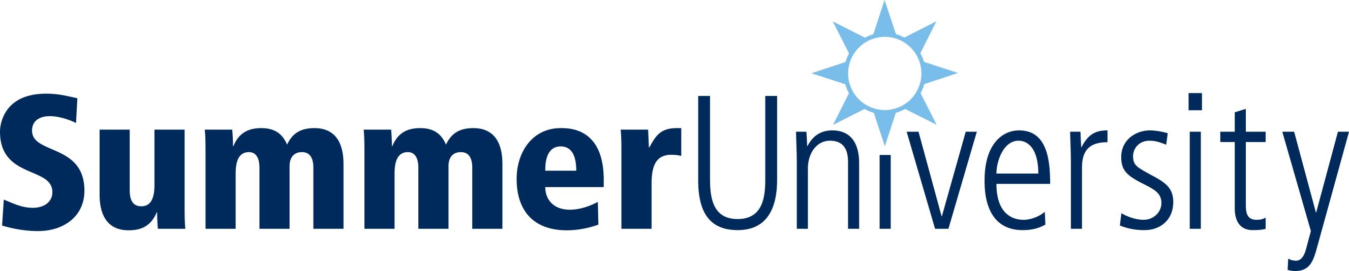 Summer University logo