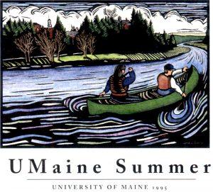 1995 Summer University poster