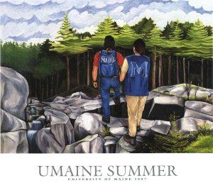 1997 Summer University poster