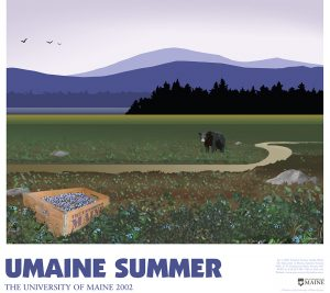 2002 Summer University poster