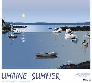 2003 Summer University poster