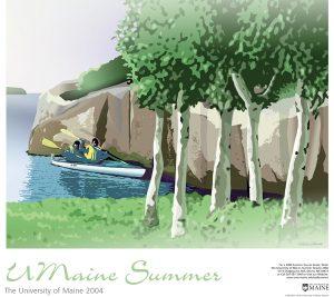 2004 Summer University poster