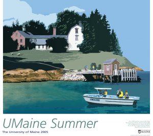 2005 Summer University poster