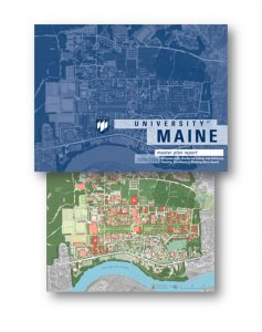 University of Maine's campus master plan