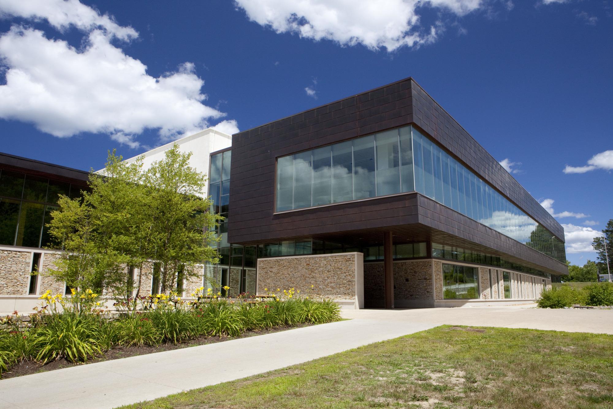 New Balance Student Recreation Center