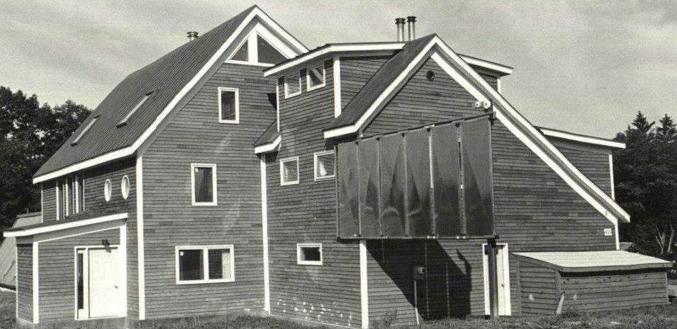 Terrell House outside