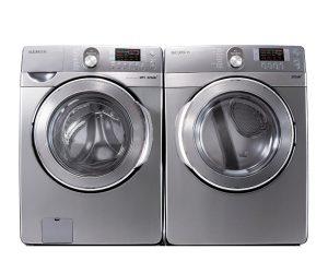 Energy efficient washing machines