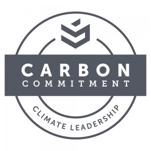 Carbon Commitment Climate Leadership Logo