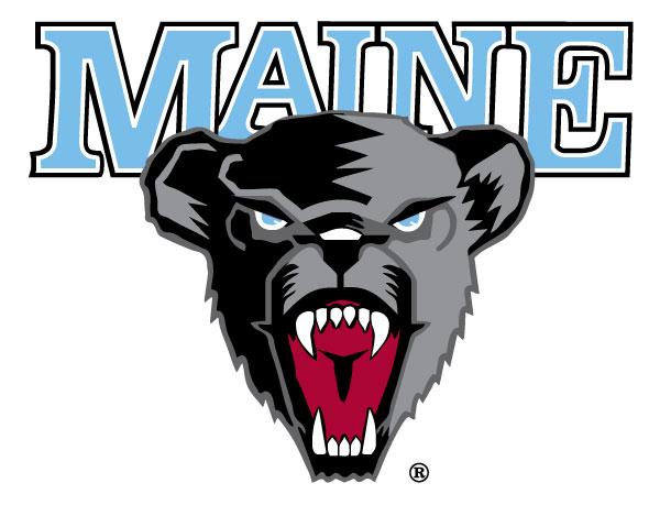 Umaine Bear head logo