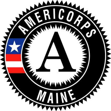 The Americorps Maine Logo