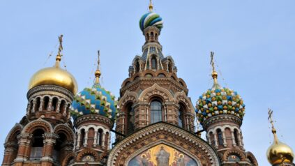 Church of the Spilled Blood | Ingrid Shumway