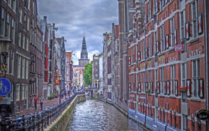 photo of apartments in Amsterdam