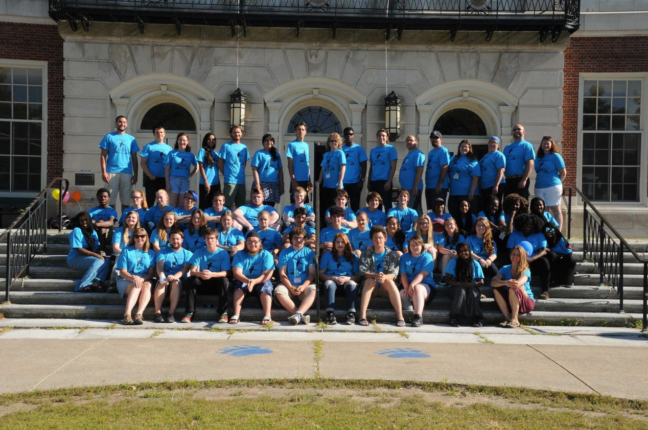 2017 UBMS Student and Staff Summer Program Community (photo taken by Beth Morin)