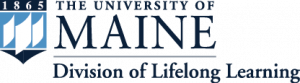 UMaine Division of Lifelong Learning Logo