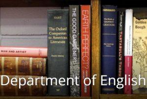 UMaine Department of English