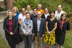 UMaine UMHC Faculty Advisory Board picture from September 2014.