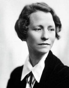 Edna St. Vincent Millay courtesy of the Farnsworth Museum.