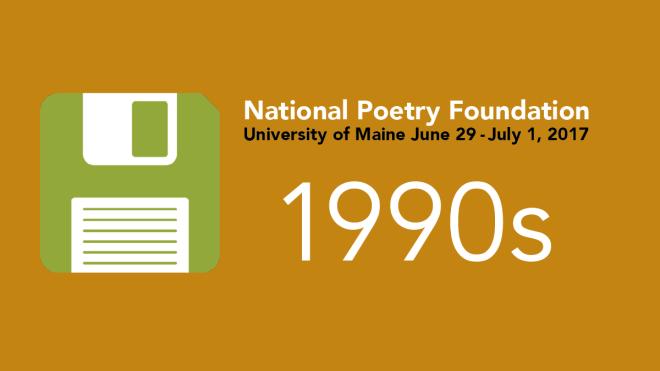 1990s NPF conference logo