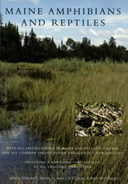 Maine Amphibians and Reptiles cover image