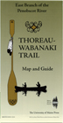 Thoreau-Wabanaki Trail Map East Branch cover image