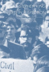 Hearts in Suspension by Stephen King front cover image
