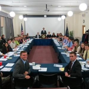 General Student Senate 2015