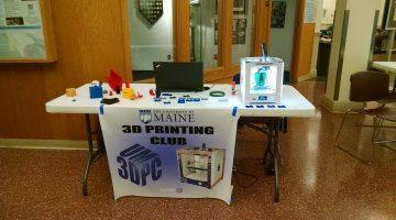 3D Printing Club Table