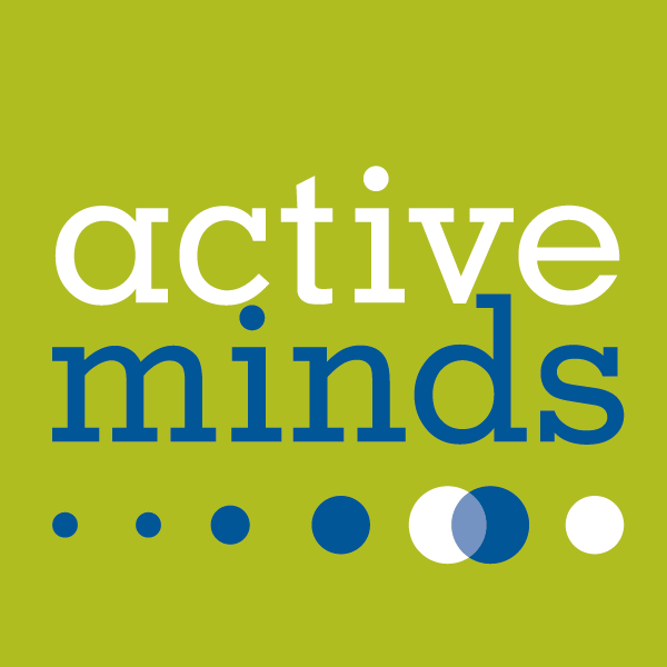 Image result for active minds logo
