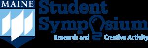UMaine Student Symposium logo