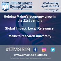 2019 Student Symposium #UMSS19