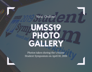 UMSS19 photo gallery now available online https://umaine.photoshelter.com/galleries/C0000Xs.NW2C.4ds/G0000kIHBcsmszWA/UMSS19-Event-Photos