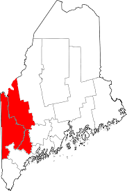 map of maine lakes Western Maine Lakes And Mountains Undiscovered Maine map of maine lakes