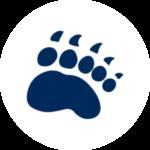 Blue Bear Paw