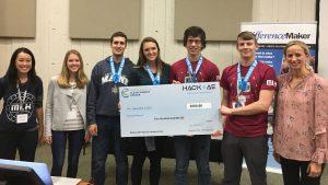 Hackaton participants