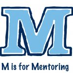 M is for Mentoring Logo