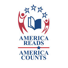 America Reads, America Counts Logo
