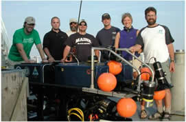 Lobster Ecology Crew