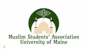 UMaine Muslim Students' Association Logo