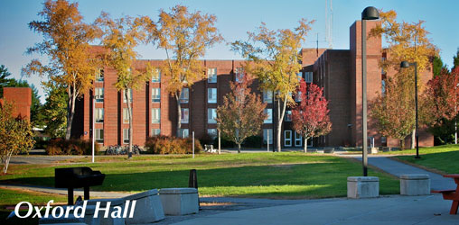 My Instant Offer >> The University of Maine - Residence Life