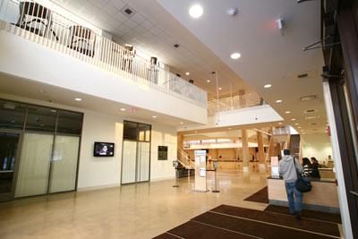 New Balance Student Recreation Center - Campus Recreation
