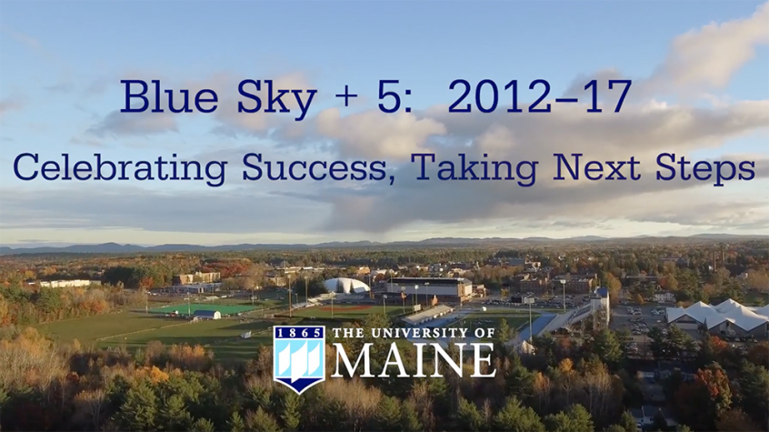 Blue Sky + 5: 2012-17 | Celebrating Success, Taking Next Steps
