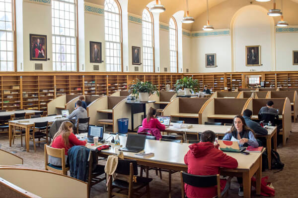 Fogler Library